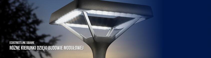 Thornmann Eco Oświetlenie Dróg Uliczne Parkowe Stacji